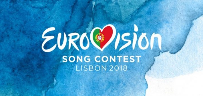 my top 10 for eurovision 2018