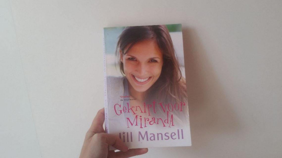 Miranda's big mistake jill mansell