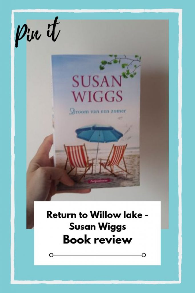 return to willow lake susan wiggs book review