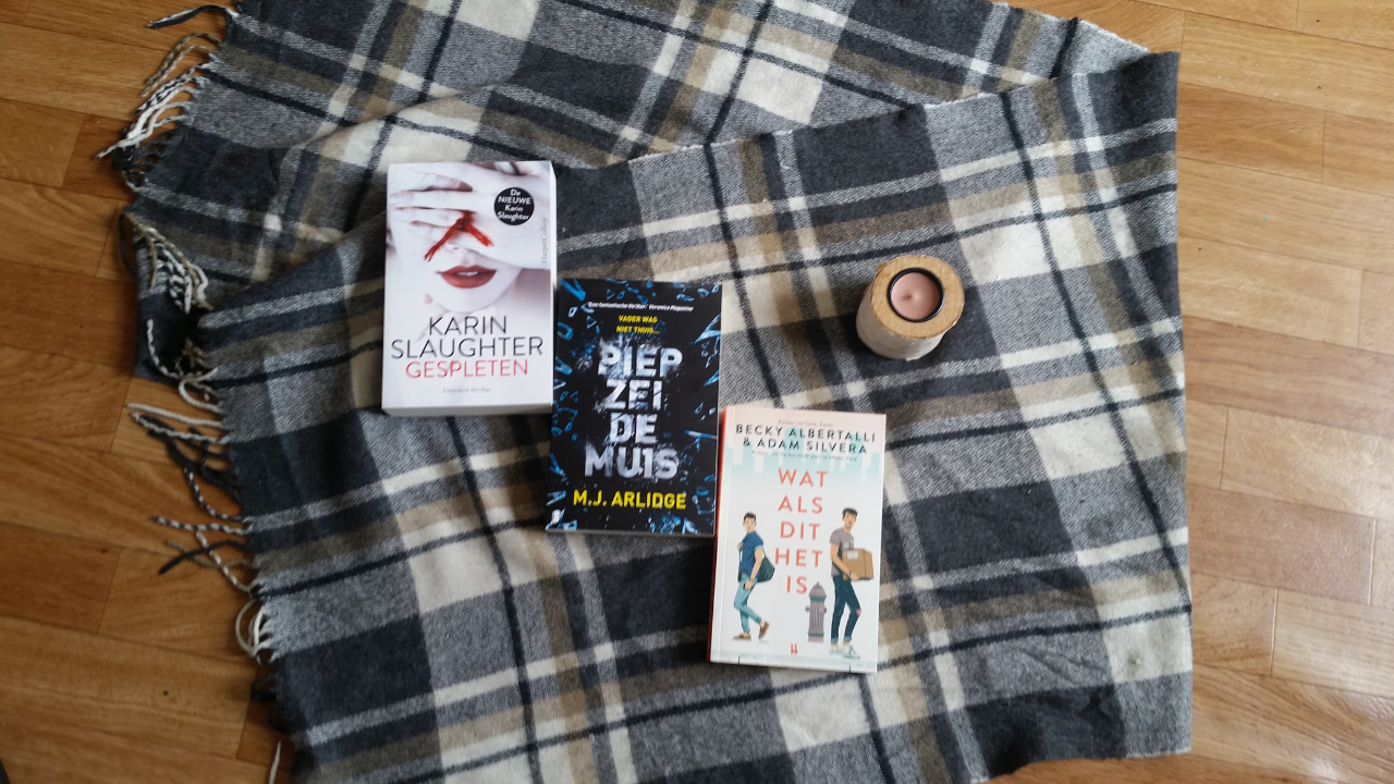 Books I bought for my birthday